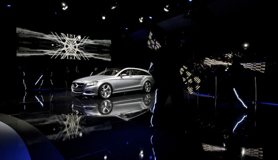 Mercedes-Benz Premiere Night, Auto China
